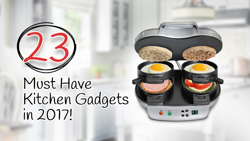New Must Have Kitchen Gadgets