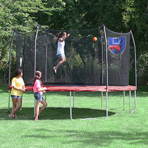 Top 10 Best Oval Trampoline With Safety Enclosures Our Top: Best Trampoline Reviews For 2018