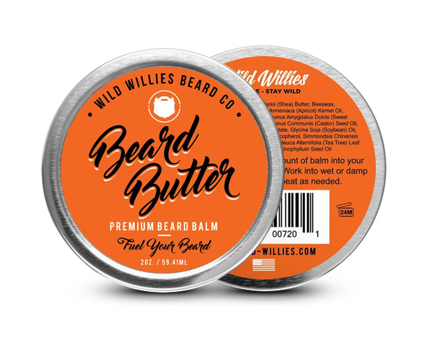 Wild Willies Beard Butter Balm